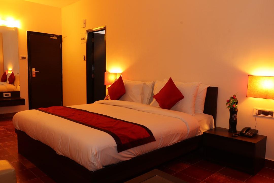 Deluxe Room Single Bed
