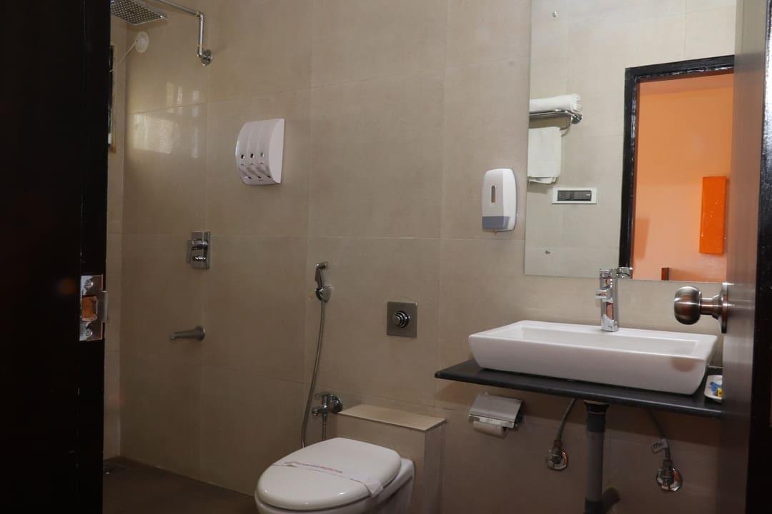 Washroom Yog Resort